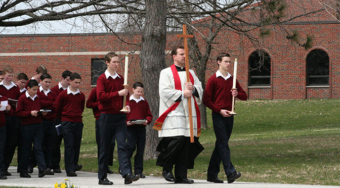 No To LC American Boarding & Apostolic Schools [and Novitiates?]