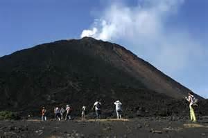 Pacayo Volcano
